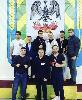 Солнечногорские рукопашники приняли участие в двух традиционных турнирах и завоевали 24 медали